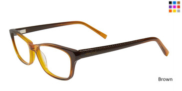 Brown Converse Q402 Eyeglasses