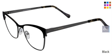 Black Lucky Brand D108 Eyeglasses