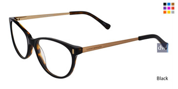 Black Lucky Brand D211 Eyeglasses