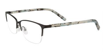 Black Jones New York J484 Eyeglasses.