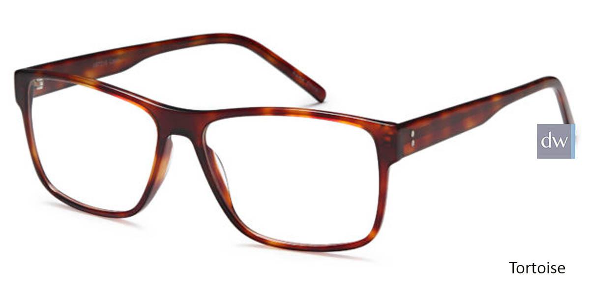 Tortoise CAPRI ART 315 Eyeglasses