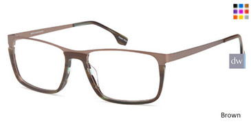 Brown CAPRI ART 416 Eyeglasses