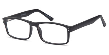 Black Capri Millennial Insta Eyeglasses