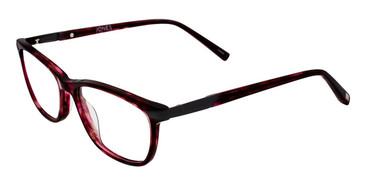 Burgundy Jones New York J765 Eyeglasses.