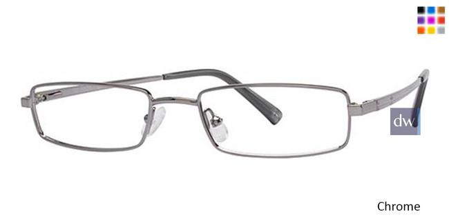 Chrome Wired 6001 Eyeglasses
