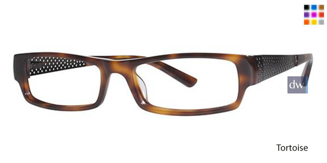 Tortoise Wired 6018 Eyeglasses