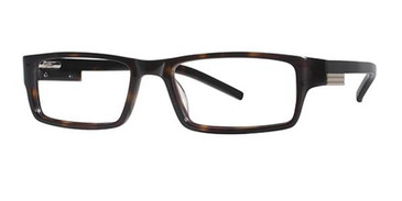 Tortoise Wired 6020 Eyeglasses