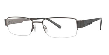 Grey Kingsnake Wired 6021 Eyeglasses