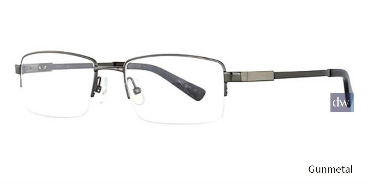 Gunmetal Wired 6030 Eyeglasses