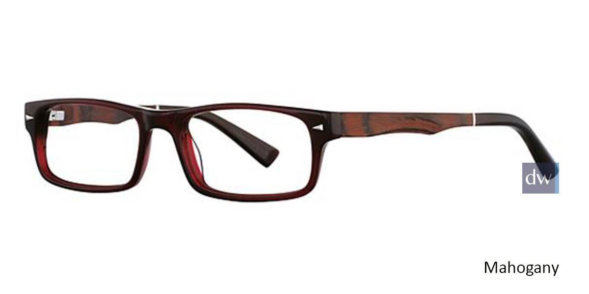 Mahogany Wired 6032 Eyeglasses