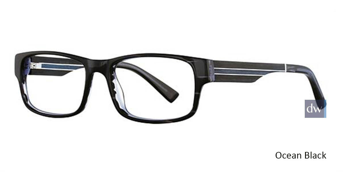 Havana Brown Wired 6033 Eyeglasses