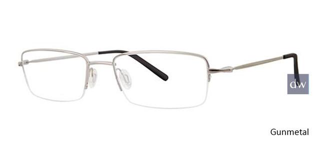 Gunmetal Wired 6036 Eyeglasses