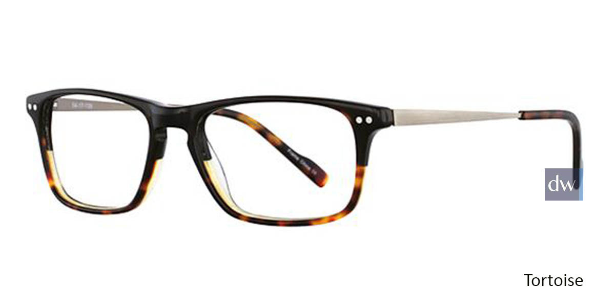 Tortoise Wired 6045 Eyeglasses