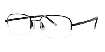 Black Wired 6048 Eyeglasses