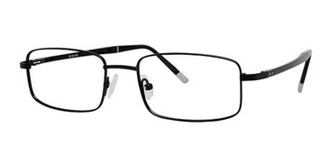 Black Wired 6049 Eyeglasses