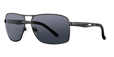 Gunmetal Wired 6614 Sunglasses