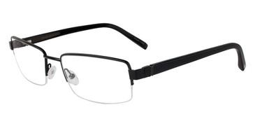 Black Jones New York J348 Eyeglasses.