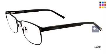 Black Jones New York J356 Eyeglasses.