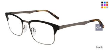 Black Jones New York J358 Eyeglasses.