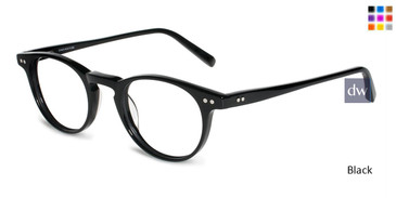 Black Jones New York J516 Eyeglasses - Teenager.