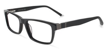 Black Jones New York J523 Eyeglasses.