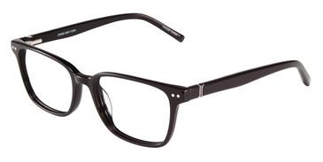 Black Jones New York J525 Eyeglasses.