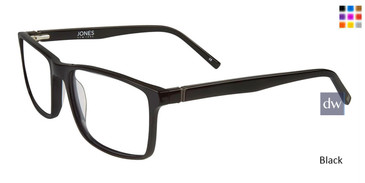 Black Jones New York J528 Eyeglasses.