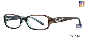 Stone/Blue Vavoom 8004 Eyeglasses
