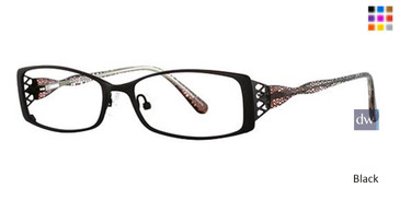 Black Vavoom 8010 Eyeglasses