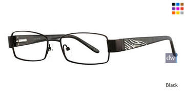 Black Vavoom 8017 Eyeglasses