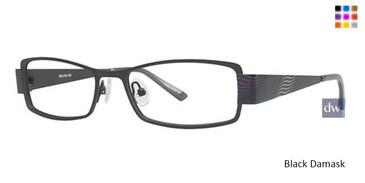 Black Damask Vavoom 8027 Eyeglasses