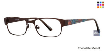 Chocolate Monet Vavoom 8032 Eyeglasses