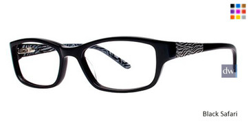 Black Safari Vavoom 8033 Eyeglasses