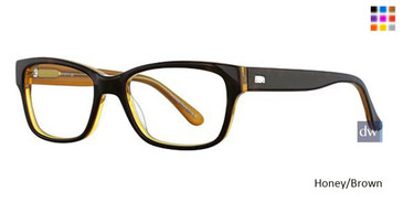 Brown/Honey Vavoom 8040 Eyeglasses