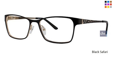 Black Safari Vavoom 8054 Eyeglasses