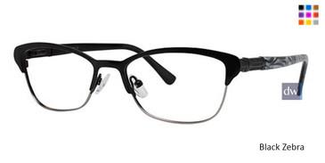Black Zebra Vavoom 8055 Eyeglasses