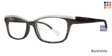 Black/White Vavoom 8066 Eyeglasses
