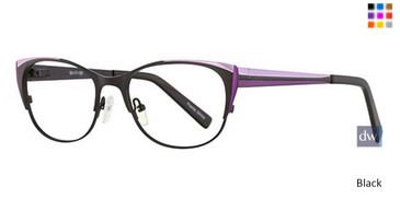 Black Vavoom 8068 Eyeglasses