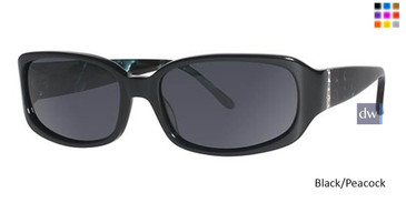Black/Peacock Vavoom 8804 Sunglasses