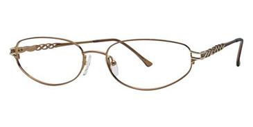 Brown Avalon 1803 Eyeglasses