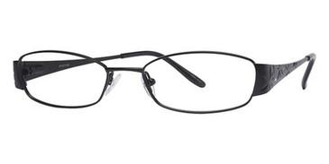 Matt Black Avalon 1845  Eyeglasses