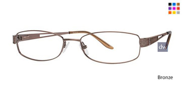 Bronze Avalon 5002 Eyeglasses