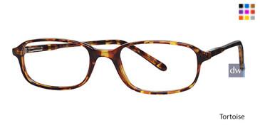 Tortoise Parade Q Series 1512 Eyeglasses