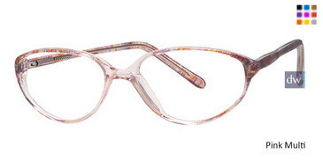 Pink Multi Parade 1529 Eyeglasses