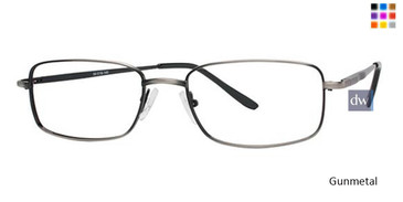 Gunmetal Parade Q Series 1610 Eyeglasses