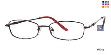 Wine Parade Q Series 1614 Eyeglasses