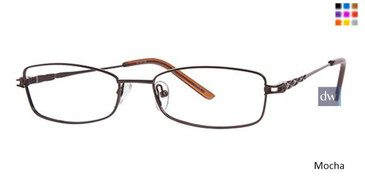 Mocha Parade Q Series 1615 Eyeglasses