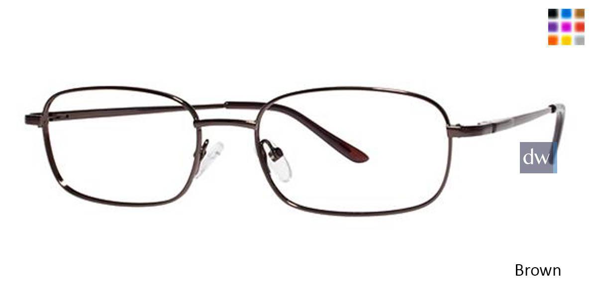 Brown Parade Q Series 1617 Eyeglasses