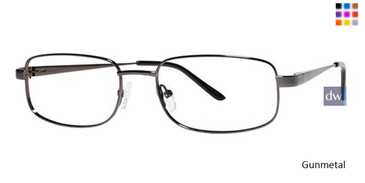 Gunmetal Parade Q Series 1619 Eyeglasses