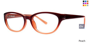 Peach Parade Q Series 1711 Eyeglasses